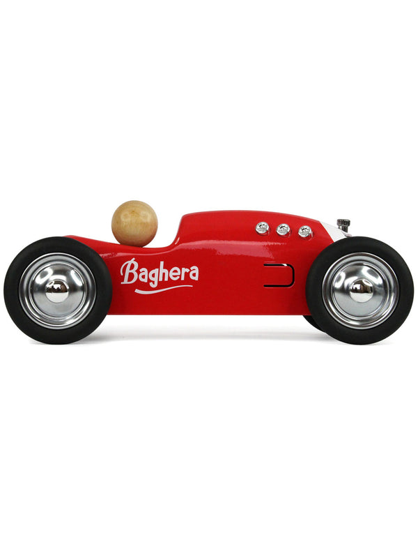 Baghera  - Mini Metal Rocket Car / Red - Seedling & Co.