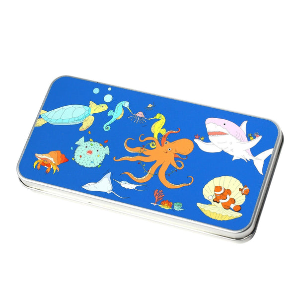 Colorjeu | Coloring Kit - Ocean Creatures