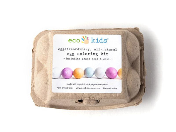 Eco-Kids | Egg Coloring Kit