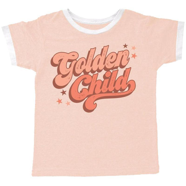 Tiny Whales - Golden Child Tee