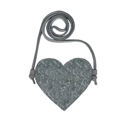 Donsje - Milo Purse / Grey Metallic - Seedling & Co.