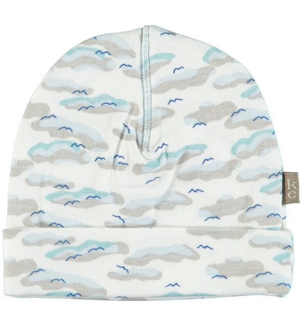 Kids Case - Philly Organic Hat - Light Blue Print