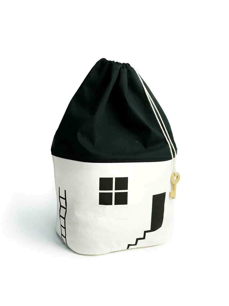 Rock & Pebble | No. 1 House Medium Organic Storage Bag