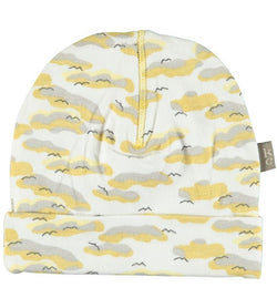 Kidscase - Philly Organic Hat - Yellow Print