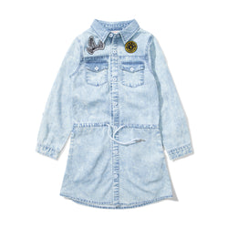 Munster Kids / Missie Munster - Agent D Dress - Seedling & Co.