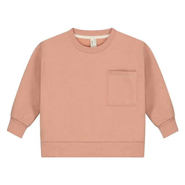 Gray Label | Boxy Sweater - Rustic Clay