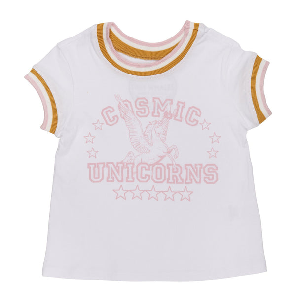 Tiny Whales | Cosmic Unicorns Tee