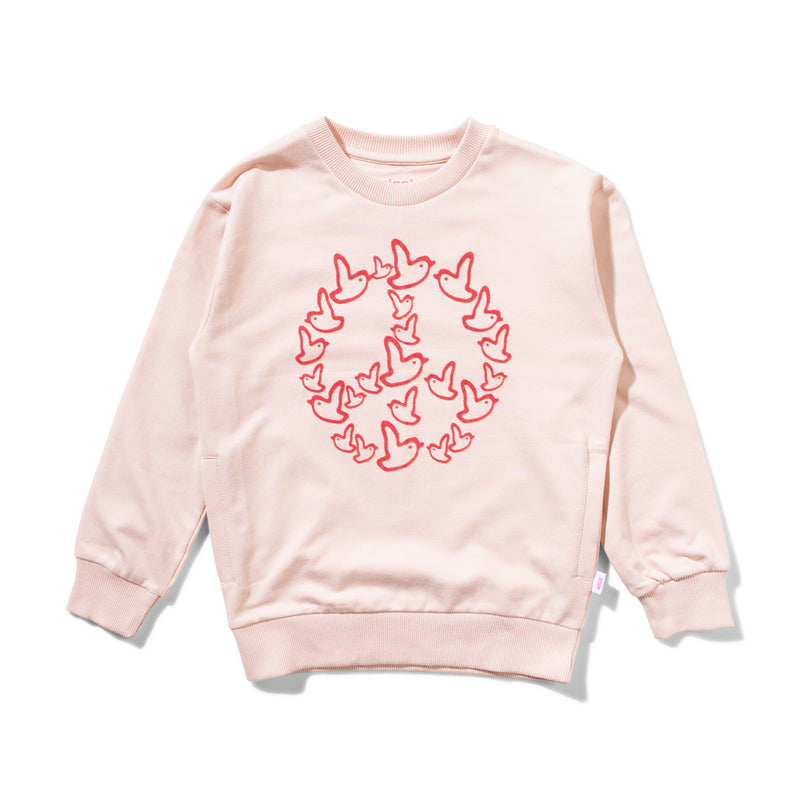 Munster Kids - Dove Sweatshirt