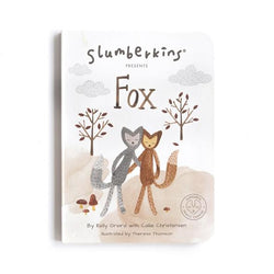 Slumberkins | Fox Board Book - Transition