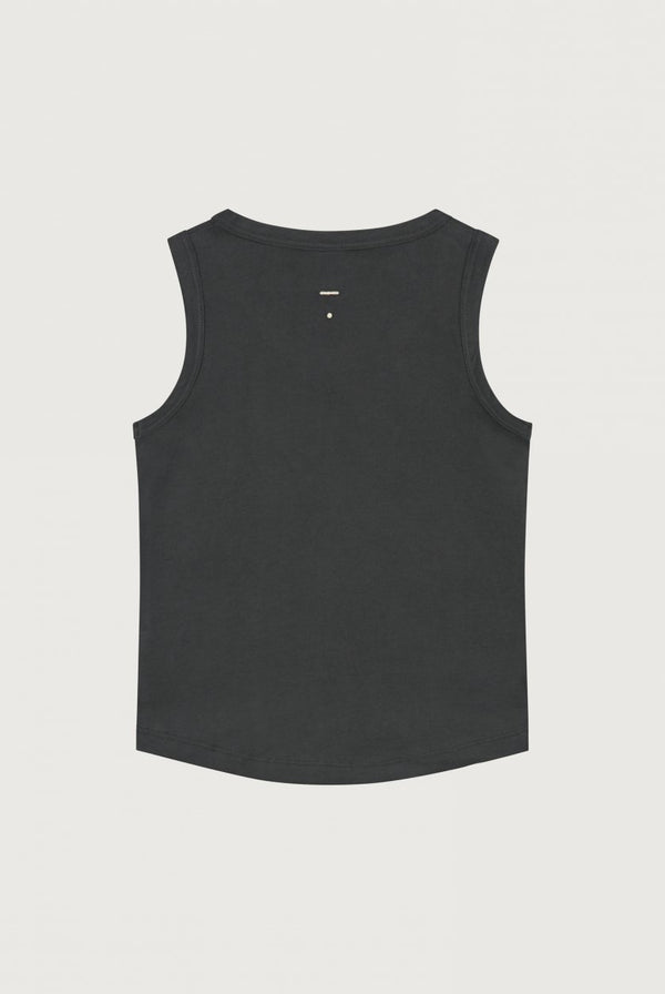 Gray Label | Tank Top - Nearly Black