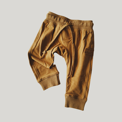 Susukoshi | Organic Jogger - Antique Brass