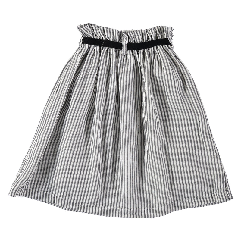 Bùho | Anouka Midi Stripes Skirt
