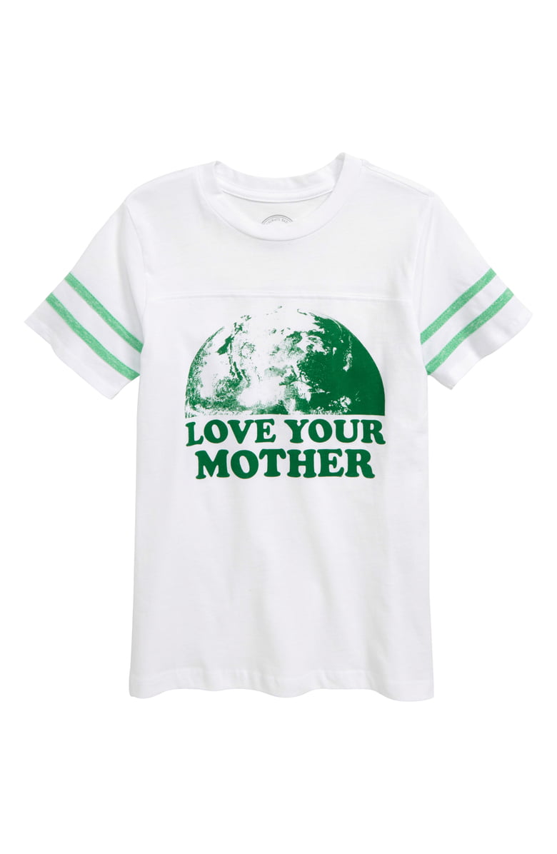 Tiny Whales - Love Your Mother Tee