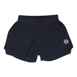 Tiny Whales | Corduroy Dad Shorts - Navy