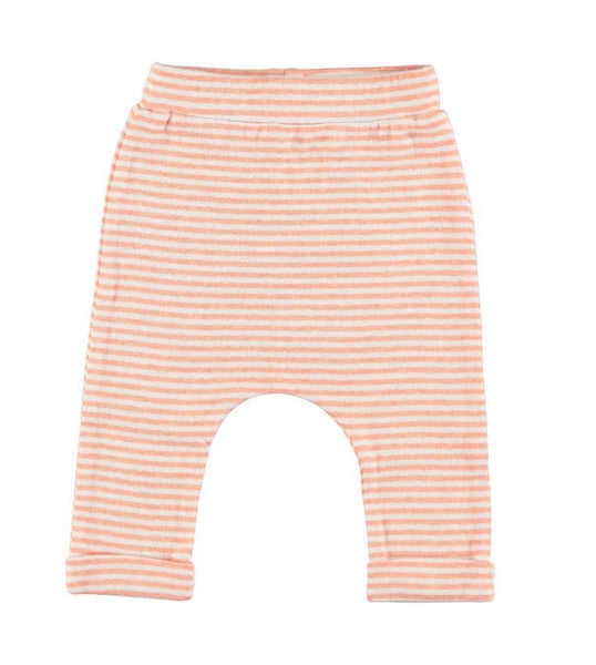 Kids Case - Roman Organic Pants - soft orange