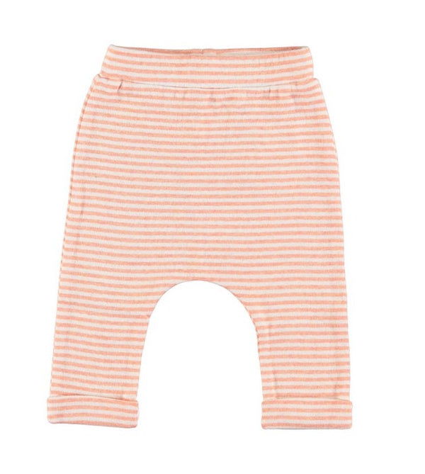 Kidscase - Roman Organic Pants - Soft Orange