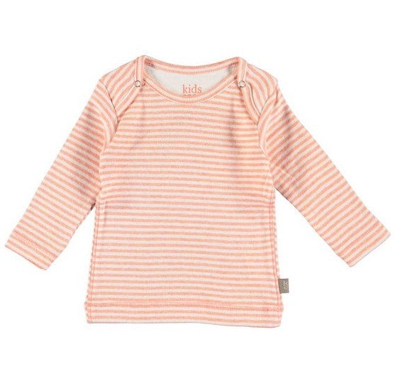 Kidscase - Roman Organic T-Shirt - Soft Orange