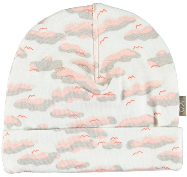Kids Case - Philly Organic Hat - Pink Print