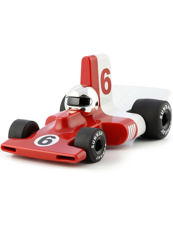 Playforever - Velocita Race Car | Red