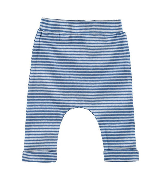 Kids Case - Roman Organic Pants - blue