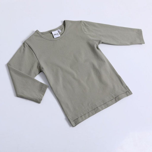 Bobby G - Long Sleeve Tee - Sage