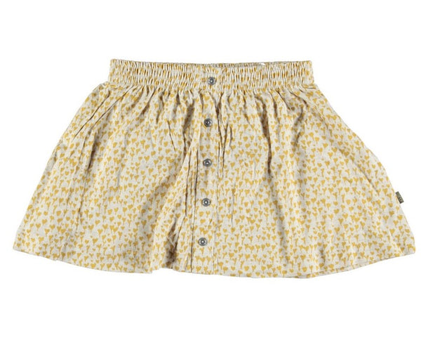 Kids Case - Senna Skirt - yellow