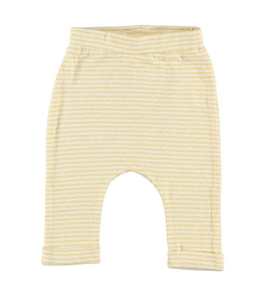 Kids Case - Roman Organic Pants - yellow
