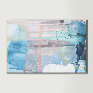 Influences Canvas Print