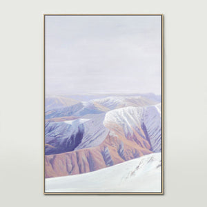 South Island Canvas Print