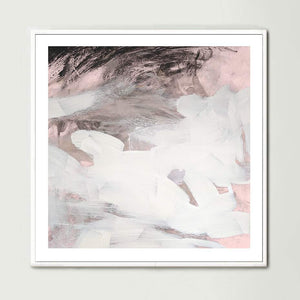 Dusty Pink (Square) Art Print
