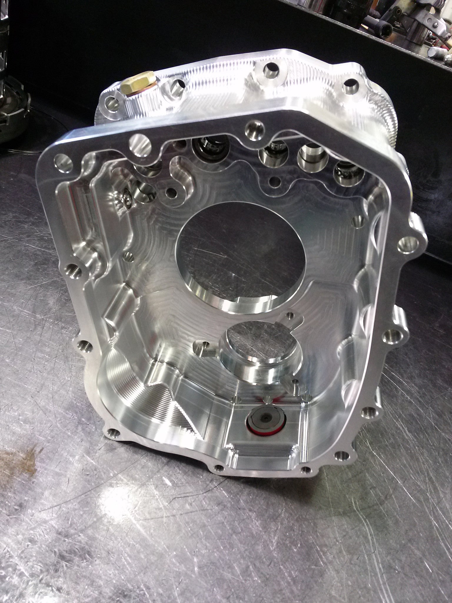 Billet Mid-Case Housing