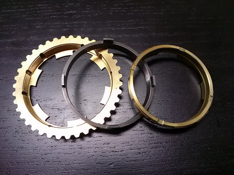 Double Synchro Rings