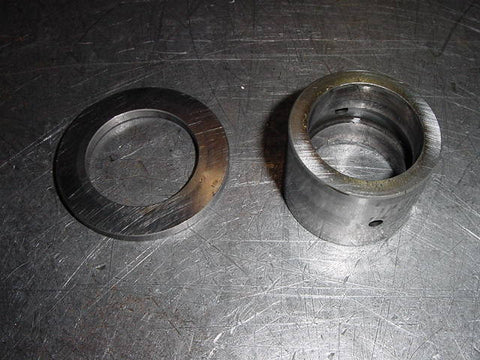 GR6 Thrust Washers and Bearing Sleeves