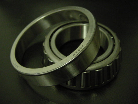 Center Diff Bearing Top - End Cover Side