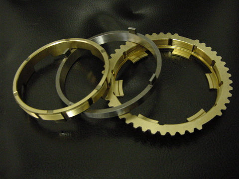 4th Gear Synchro Rings