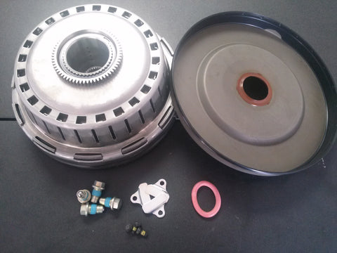 SST Torque Damper Assembly