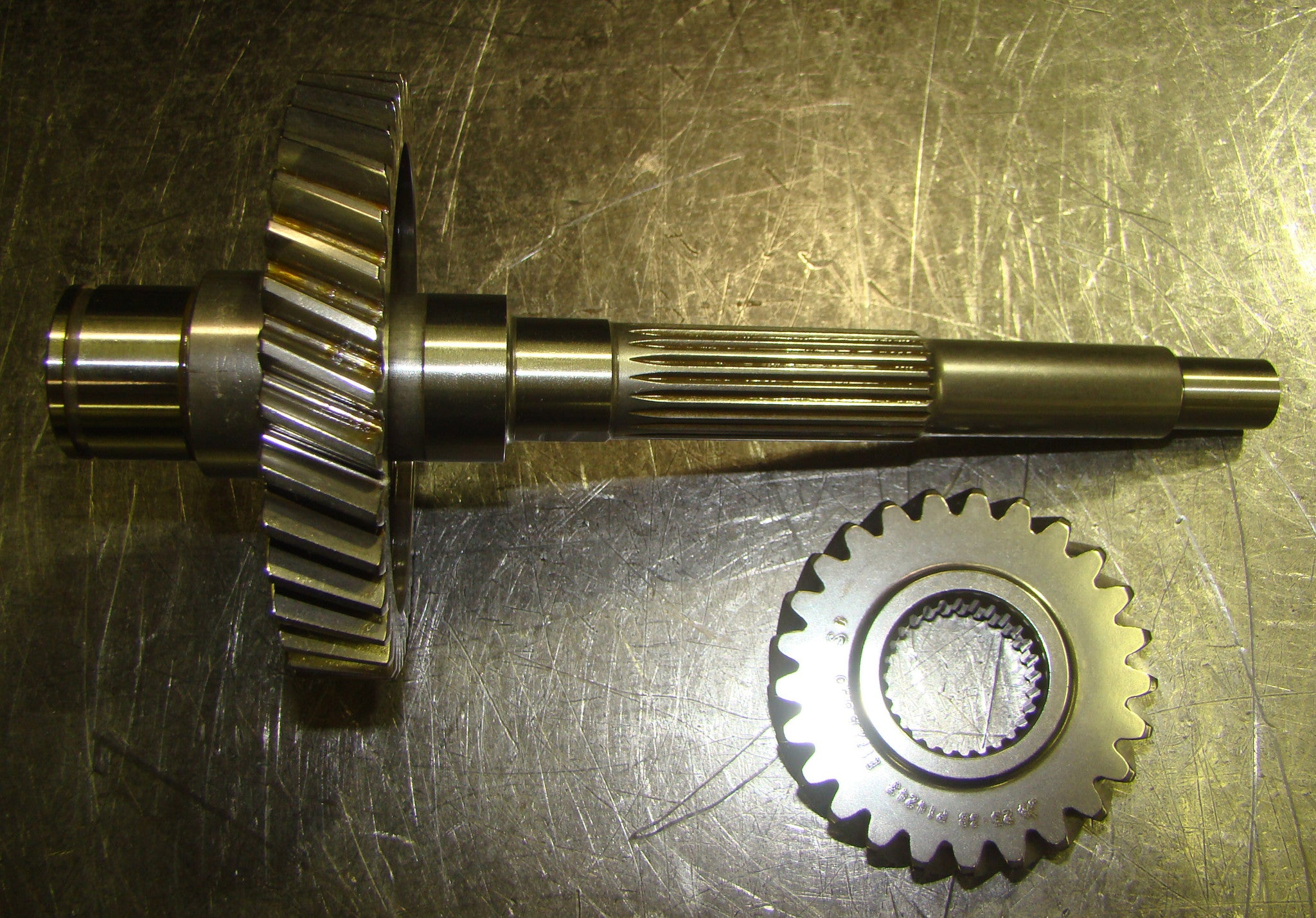 Albins Front Drive Output Shaft - GTR