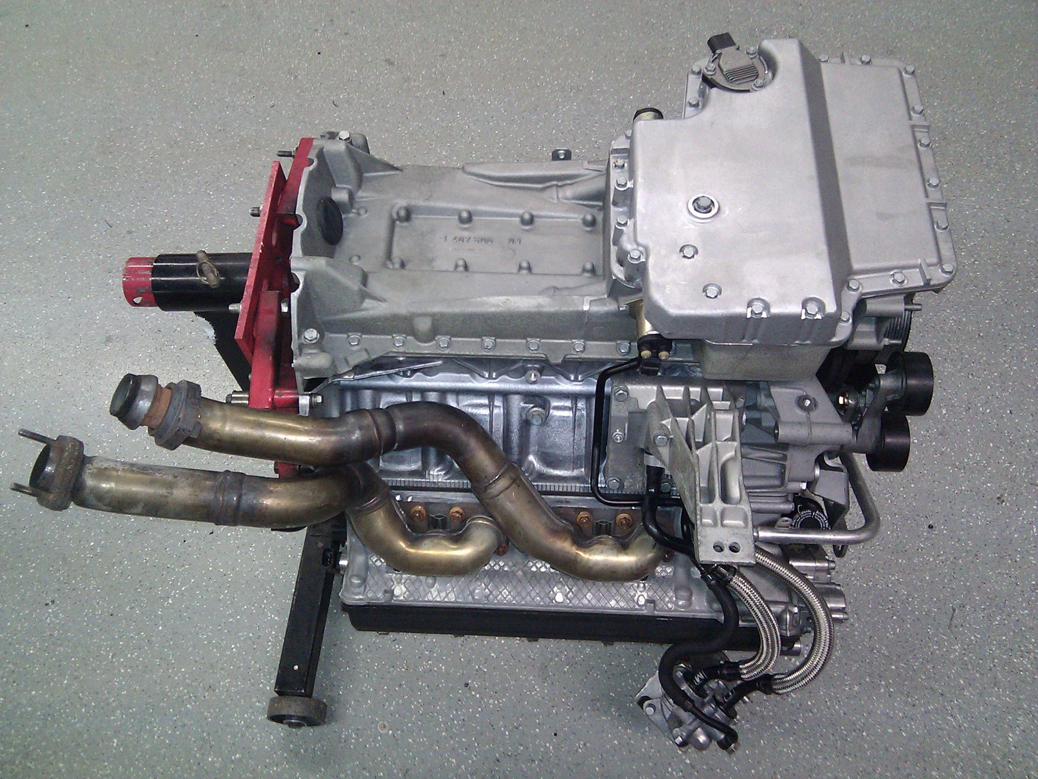E39 S62 Engine Rebuild
