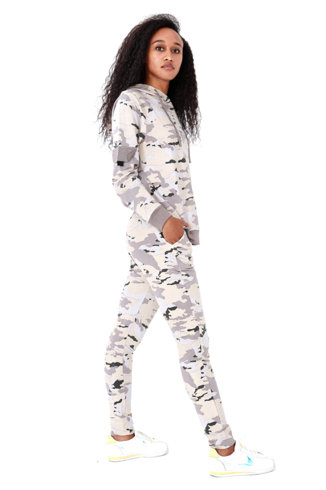 camo leggings for women
