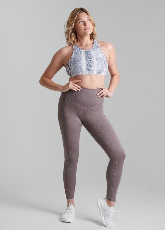 High Waisted Workout Pockets Leggings