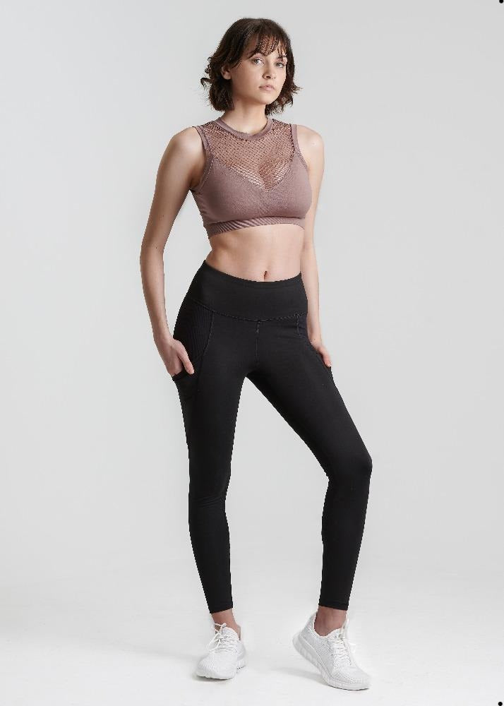 Peak Performance High-Waist Leggings