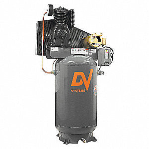 DV SYSTEMS - 5 HP / 7.5 HP Heavy Duty Industrial Series