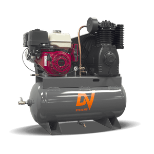DV SYSTEMS - 13 HP Heavy Duty Industrial – Gas