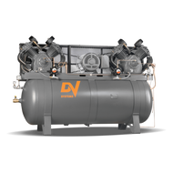DV SYSTEMS I DUPLEX 25 HP / 30 HP Heavy Duty Industrial Series