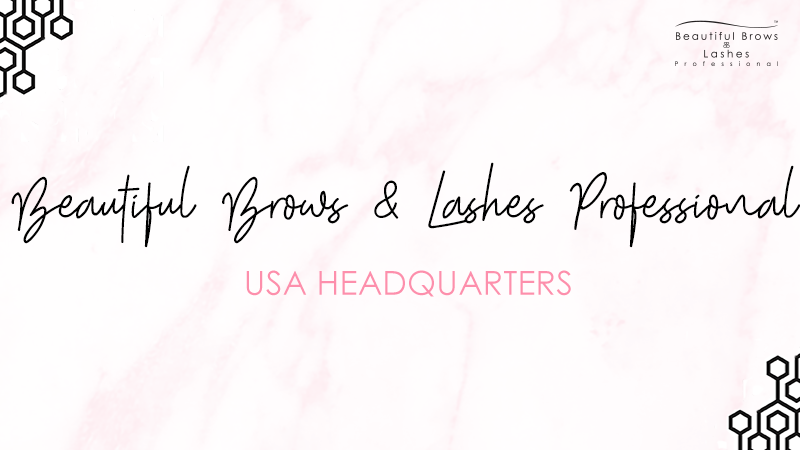 The Story of Beautiful Brows and Lashes Professional US