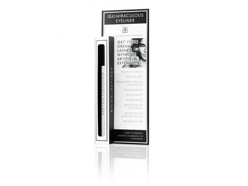 Duo Miraculous Eyeliner 2 in 1 - Beautiful Brows and Lashes Professional