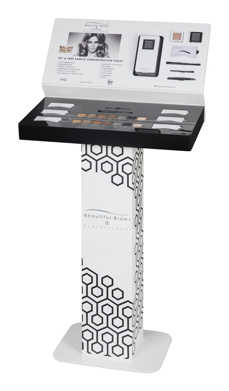 Free Standing Professional Unit (Compacts included) Wholesale