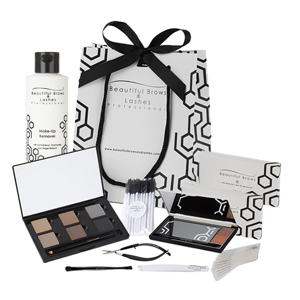 MUA Starter Kit - Beautiful Brows and Lashes Professional