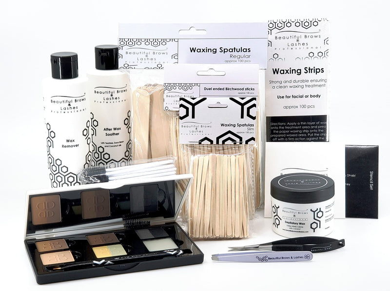 Standard Wax Pack - Beautiful Brows and Lashes Professional