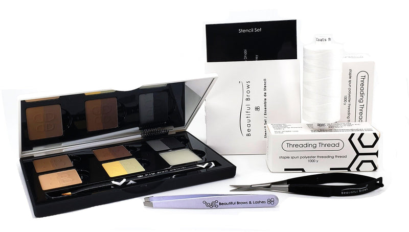 Threading Kit - Beautiful Brows and Lashes Professional
